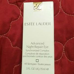 Night repair eye cream